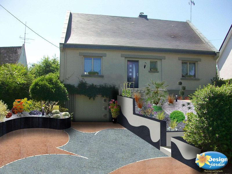 Aménagement et décoration de jardins design